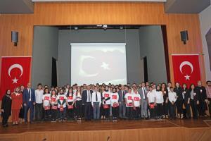 29 Ekim Cumhuriyet Bayramımızı Coşkuyla Kutladık
