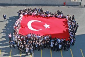 İstiklal Marşımızın kabulünün 99. yılını kutladık.