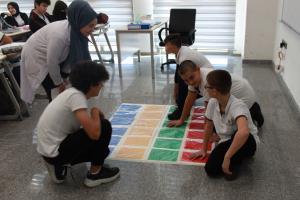 Öğrencilerimiz Hem Oyun Oynuyor, Hem de İngilizce Öğreniyorlar