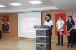 Mehmet Akif Ersoy'u Anma Etkinliği
