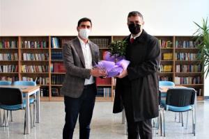 Hepsiburada Firmasının Katkılarıyla Yeni Kütüphanemize Kavuştu.